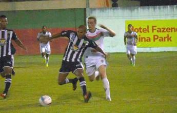 Atlético-ES goleia o Rio Branco VN em amistoso no estádio Olímpio Perim