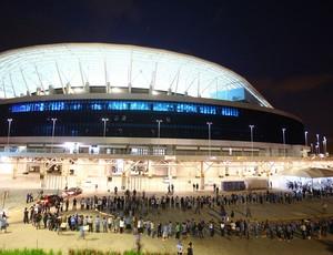 grêmio caracas arena libertadores (Foto: Lucas Uebel/Grêmio FBPA)