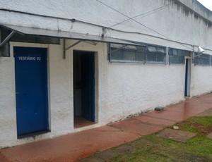 Estádio Martins Pereira, São José dos Campos - junho (Foto: Danilo Sardinha/Globoesporte.com)