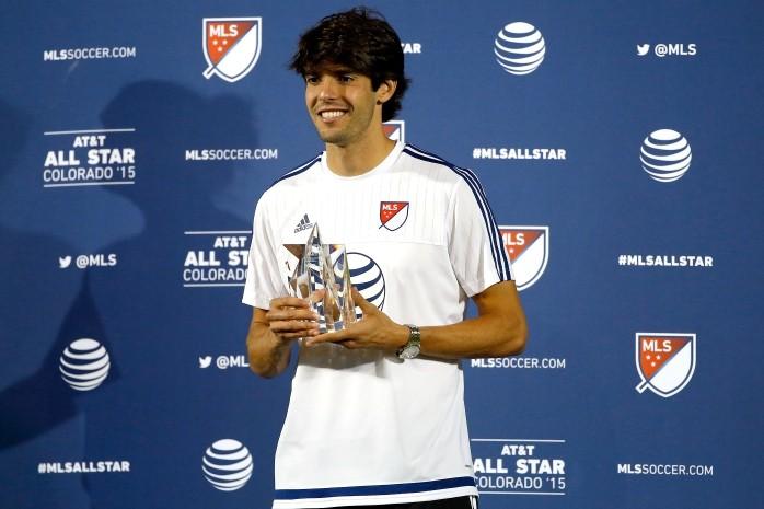 Kaká MVP Jogo das Estrelas MLS