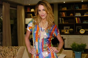 Júlia Almeida em Caminho das Índias, em 2009 (Foto: TV Globo / Thiago Prado Neris)