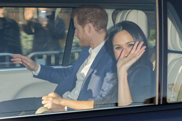 Meghan Markle e o príncipe Harry (Foto: Getty Images)