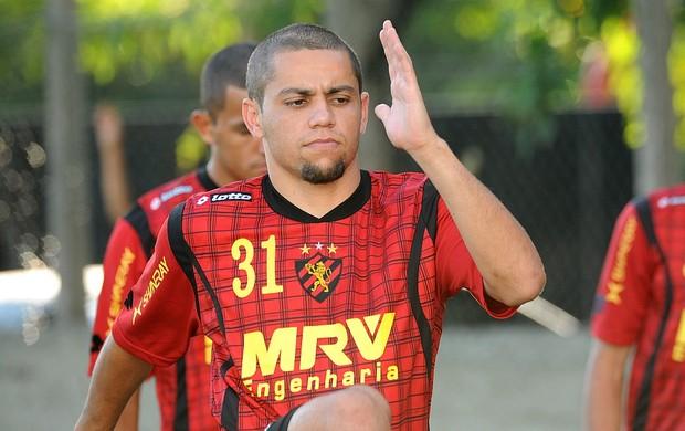 Felipe Azevedo - Sport (Foto: Aldo Carneiro)