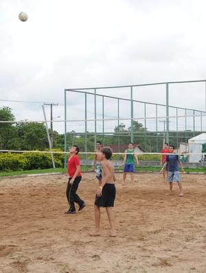 Projeto Esporte e Cidadania passa por Araguaína (Foto: Divulgação/SESI)