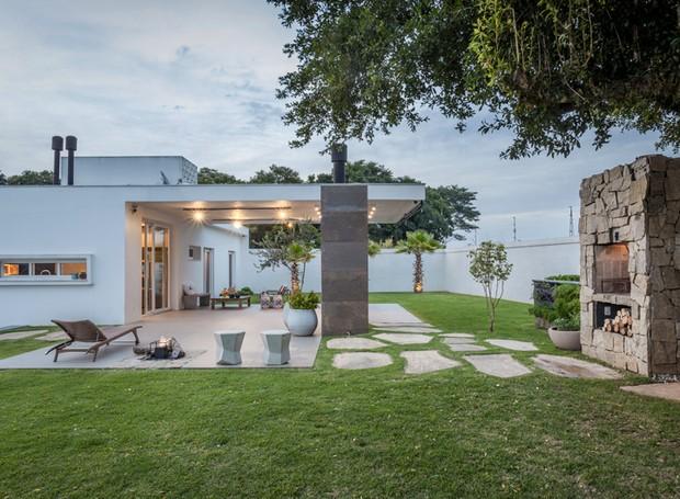 ÁREA EXTERNA | Vista do terreno  (Foto: Cristiano Bauce/Divulgação )