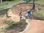 Pilotos de 4 países duelam na Copa América de Downhill em São Roque