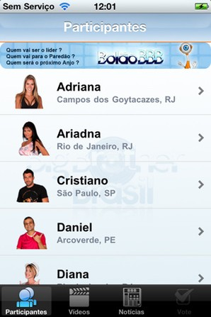 bbb 11 interface