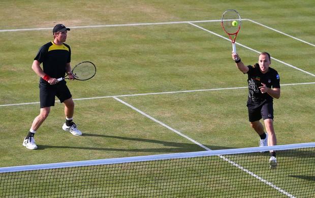Tenis ATP Queens - Alexander Peya e Bruno Soares (Foto: Getty Images)