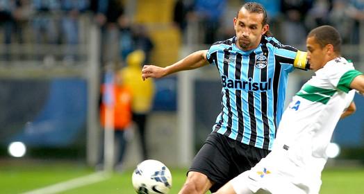 pedra no sapato (Lucas Uebel / Site Oficial do Grêmio)