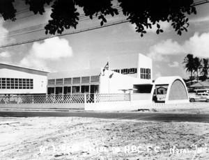 ABC 100 anos: sede Morro Branco (Foto: Ribamar Cavalcante/Arquivo Pessoal)