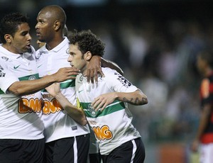 Lincoln gol Coritiba x Flamengo 2012