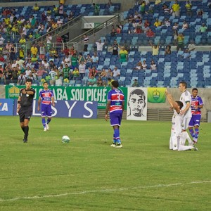 Cuiabá vence o fortaleza pela primeira vez na história (Foto: Pedro Lima/Cuiabá Esporte Clube)