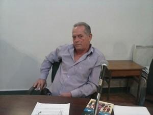 Márcio Antônio Gonçalves, o Denguinho, não foi encontrado pela polícia (Foto: Facebook/Reprodução)