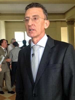 Costa Auler é o diretor em exercício da Faculdade de Medicina da USP (Foto: Ana Carolina Moreno/ G1)