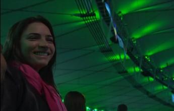 """Lais Souza se emociona em Abertura: """"Me vi em muitas coisas. Foi lindo"""""""