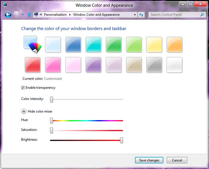 Transparência era possível em versões anteriores do Windows (foto: Reprodução/The Verge)