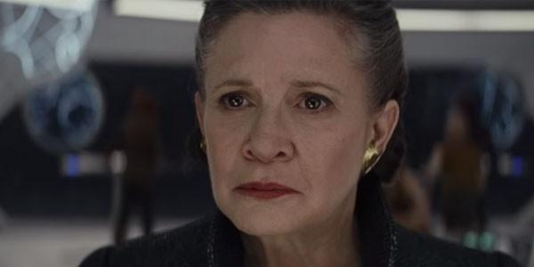 Será que Kylo Ren será tão perverso a ponto de matar Leia? (Foto: Reprodução)