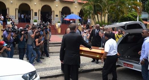 despedida (André Durão / GloboEsporte.com)