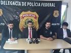 Prefeito e mulher são presos em operação da Polícia Federal
