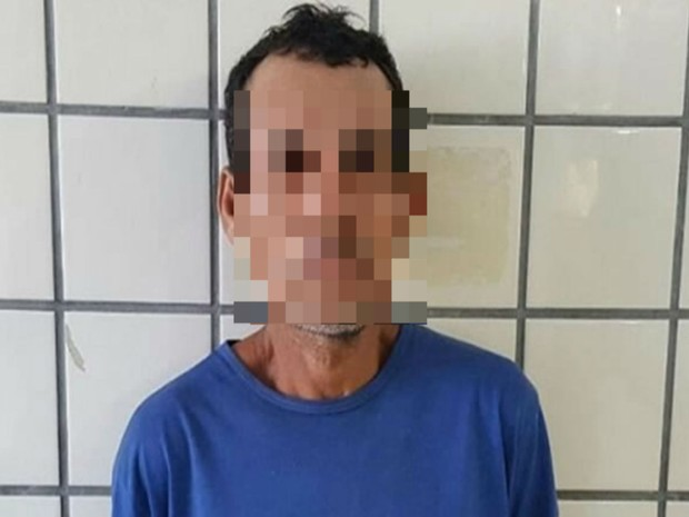 Suspeito foi preso na quinta-feira e deve prestar depoimento nesta sexta  (Foto: Ronildo Brito / Teixeira News)