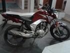 Natural de RO, homem é preso em Santarém suspeito de roubar moto
