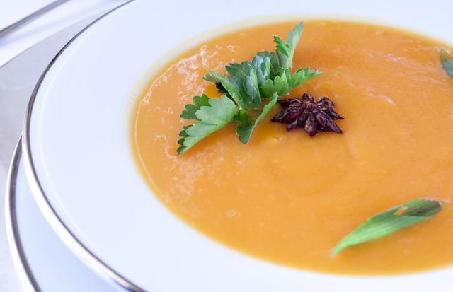 Sopa de cenoura (Foto: Divulgação)