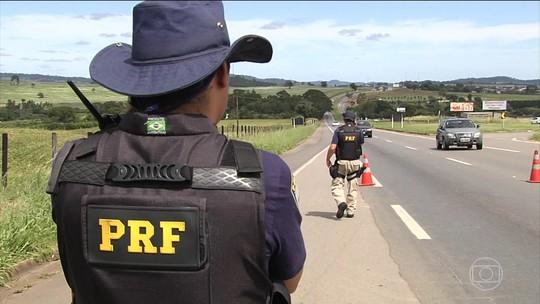 Polícia Rodoviária Federal suspende atividades por falta de dinheiro