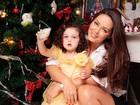 Natal de Tânia Mara e Maysa terá Jayme Monjardim de Papai Noel