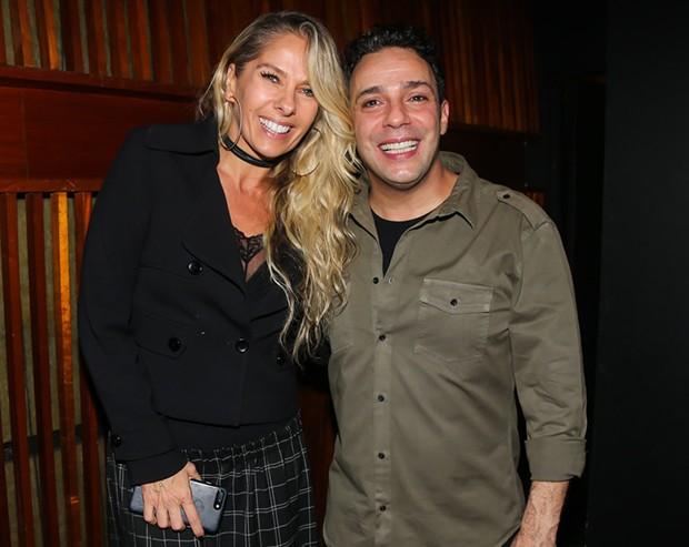 Adriane Galisteu e Marcelo Medici (Foto: Manuela Scarpa/Brazil News)