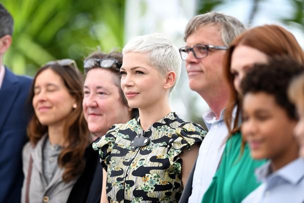 Algumas das mulheres de Cannes, em sua 70ª edição (Foto: Getty Images)