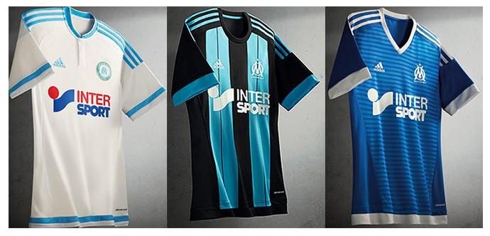 Camisas Olympique