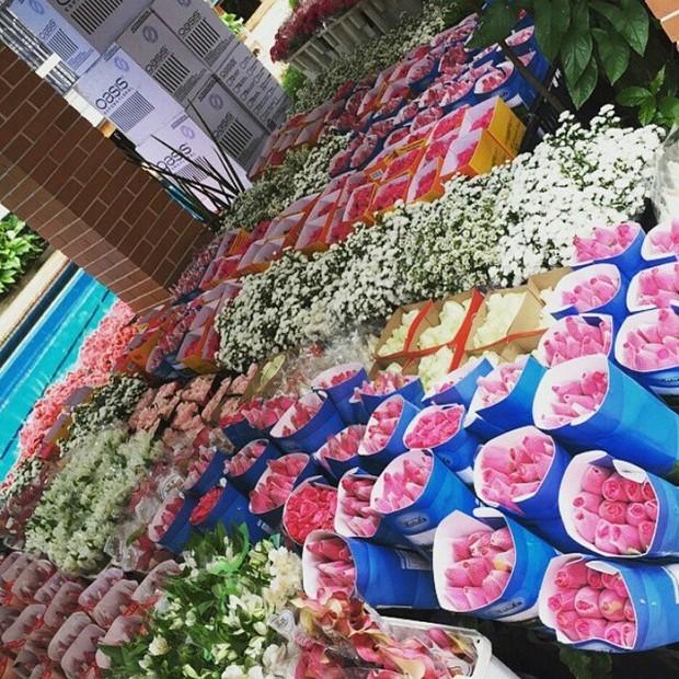 Flores do Casamento de Preta Gil (Foto: Reprodução/Instagram)