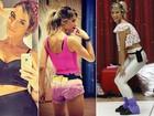 'Saio exausta', diz Giovanna Ewbank sobre as aulas de dança