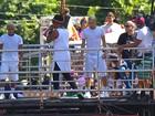 Acidente com cordeiro do bloco Inter interrompe show do Psi em Salvador