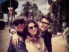 Fernanda Paes Leme viaja para Cannes