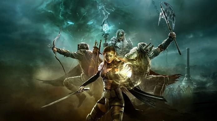 The Elder Scrolls Online: confira as primeiras horas de PS4 e XOne
