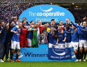 rangers campeão copa da escócia (Foto: agência Getty Images)