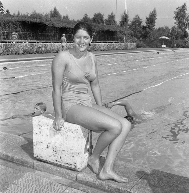 Dawn Fraser (Foto: Wikimedia Commons)