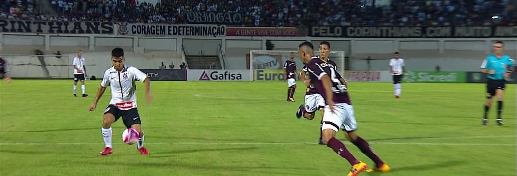 Ferroviária x Corinthians - Copa SP de Futebol Júnior 2018 ... 87d8f81fba