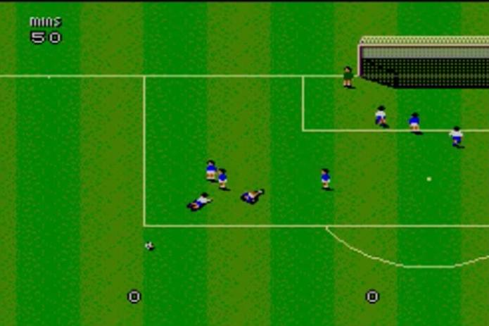 Sensible Soccer (Master System) (Foto: Reprodução)