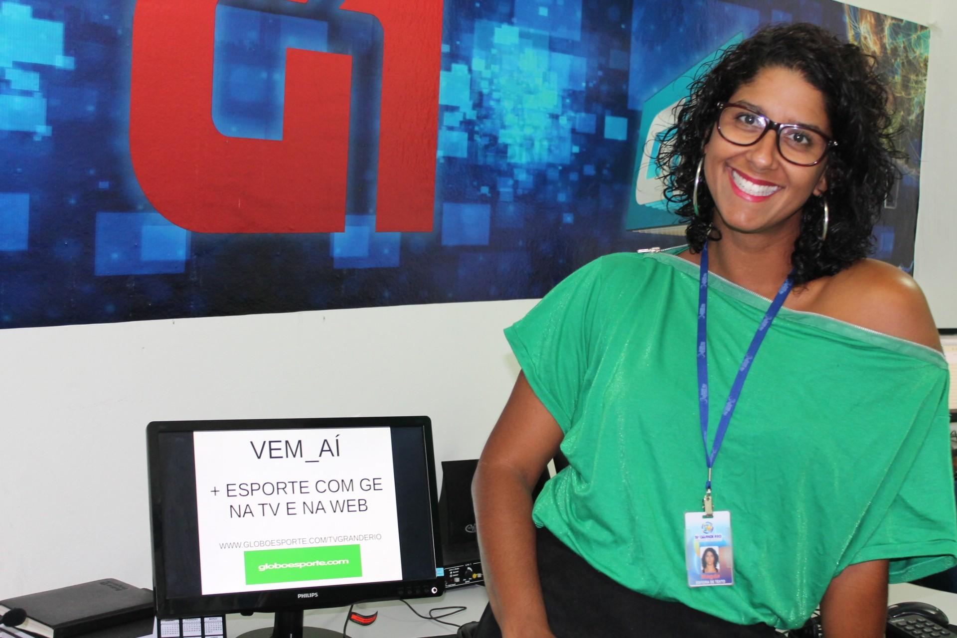 Vem_aí: novidades no GloboEsporte.com/tvgranderio (Foto: Emerson Rocha)