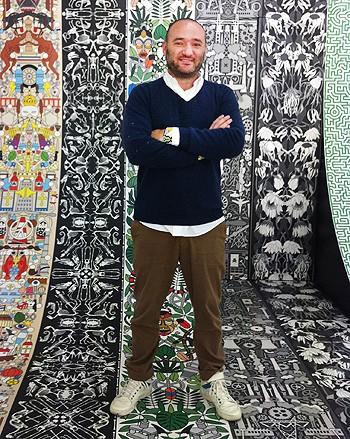 Marcelo Rosenbaum (Foto: Casa e Jardim/Editora Globo)