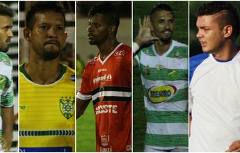 Reta final: vote e escolha os melhores na seleção do Campeonato Piauiense