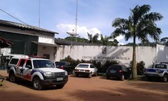 Penitenciária de Cucurunã (Foto: Reprodução/TV Tapajós)