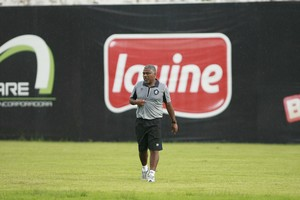 Cacaio, técnico do Remo (Foto: Tarso Sarraf/O Liberal)