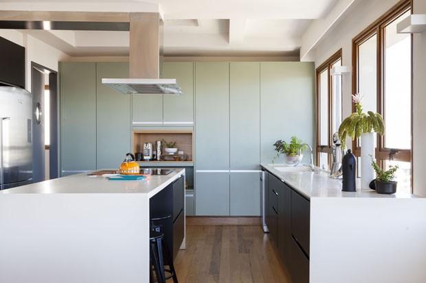 Apartamento com décor aconchegante é perfeito para a família (Foto: Julia Ribeiro)
