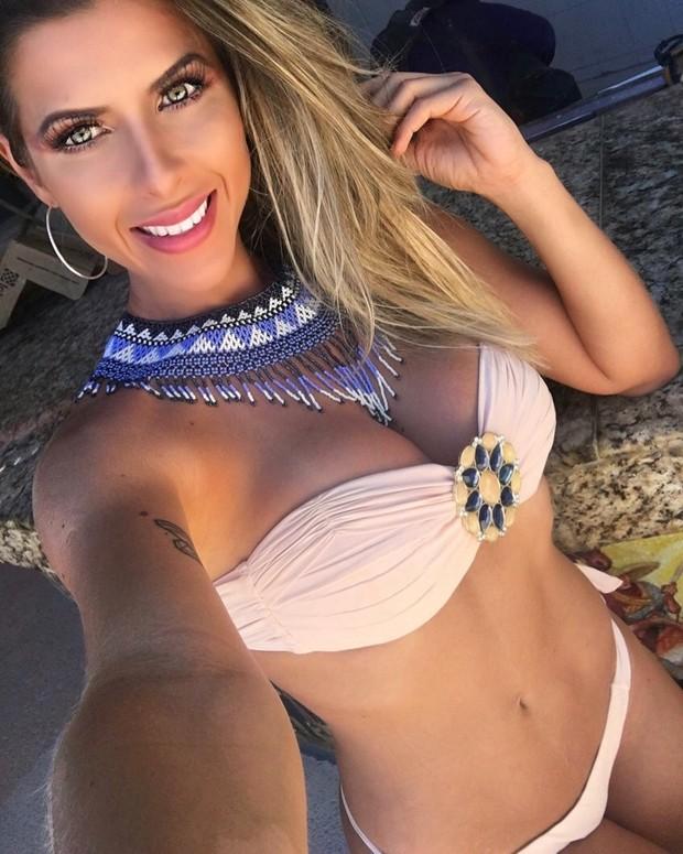 Ana Paula Minerato  (Foto: Ana Paula Minerato / Arquivo pessoal / Divulgação )