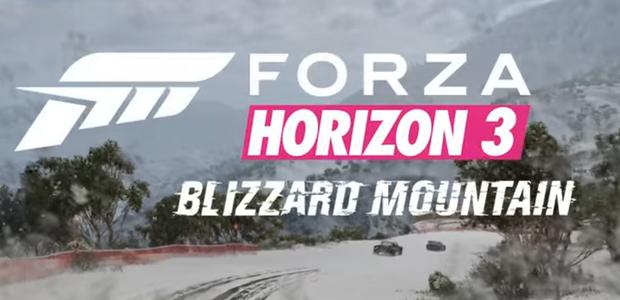 Forza Horizon 3 Blizzard Mountain (Foto: Reprodução/Youtube)