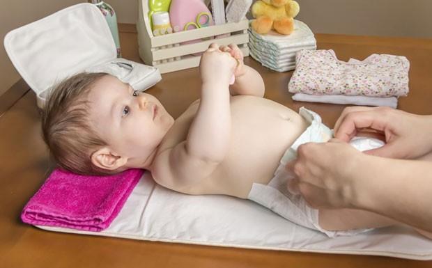 Como cuidar das assaduras e das brotoejas dos bebs e crianas no vero (Foto: Getty Images)