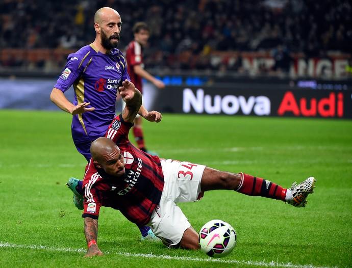 De Jong, Milan (Foto: AFP)